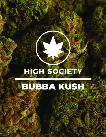 BUBBA KUSH - 50g et plus