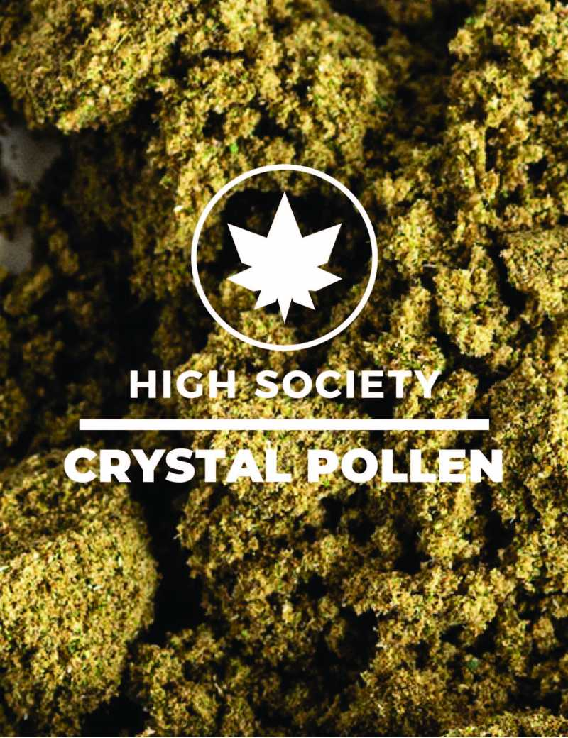 Crystal Pollen - 50/100g