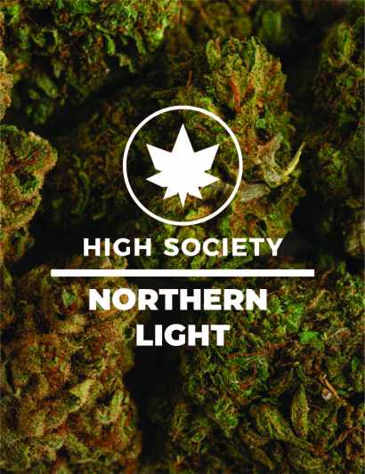 NORTHERN LIGHT CBD - 50 grammes et plus