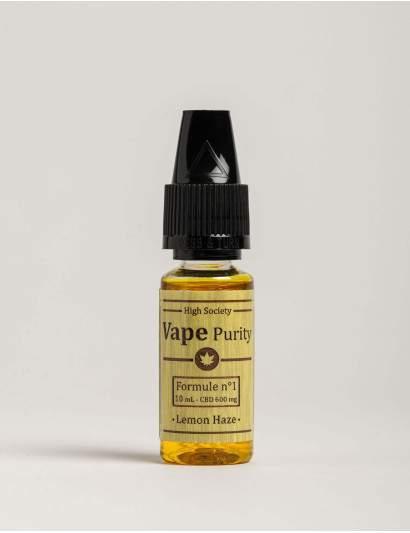 E-liquide - Lemon Haze
