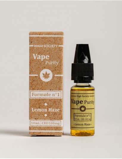 E-liquide - Lemon Haze