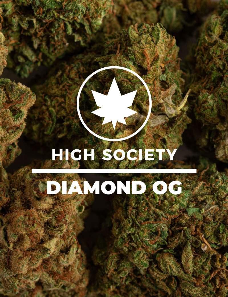 DIAMOND OG CBD