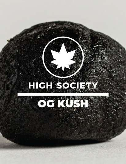 RESINE OG KUSH  CBD FRANCE HIGH SOCIETY