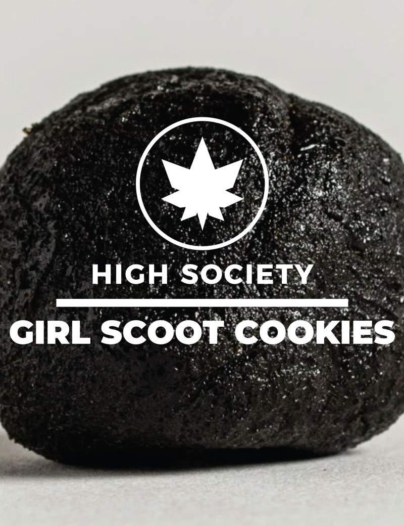 RESINE GIRL SCOOT COOKIES CBD
