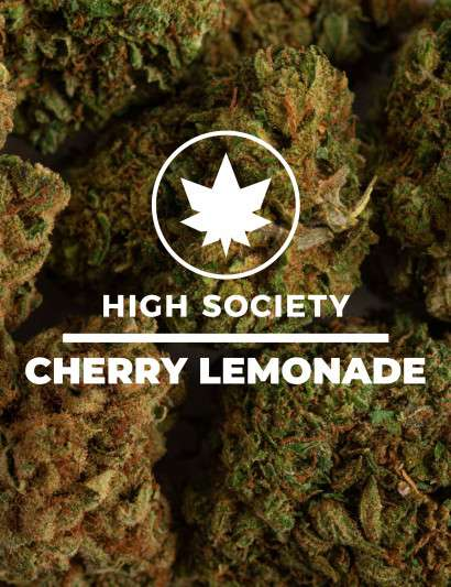 CHERRY LEMONADE CBD