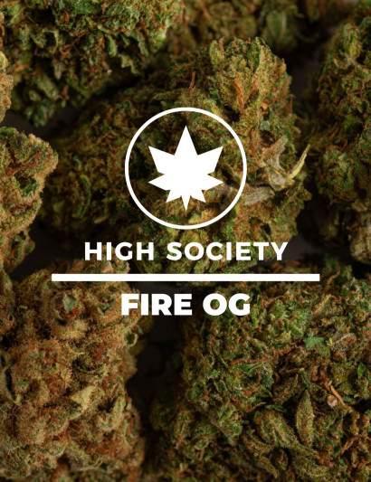 FIRE OG CBD