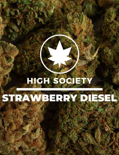 STRAWBERRY DIESEL CBD