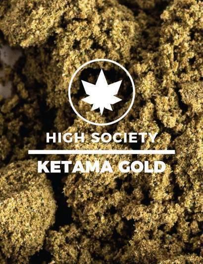 POLLEN CBD KETAMA GOLD