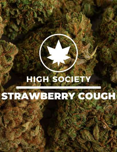 STRAWBERRY COUGH CBD