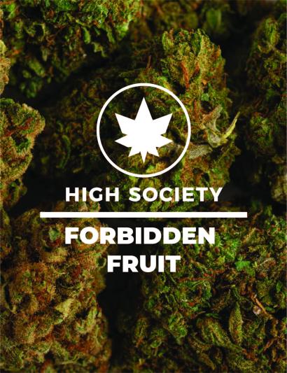 HighSociety-Fleurs-Indoor-ForbiddenFruit-CBD-50G-100G