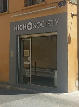 High Society - CBD Aix-en-Provence
