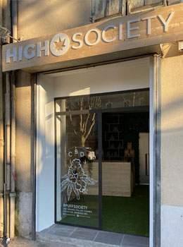 High Society - CBD Gardanne