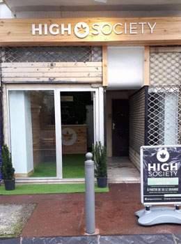 High Society - CBD Marseille