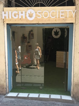 High Society - CBD Montpellier