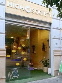 High Society - CBD Valencia