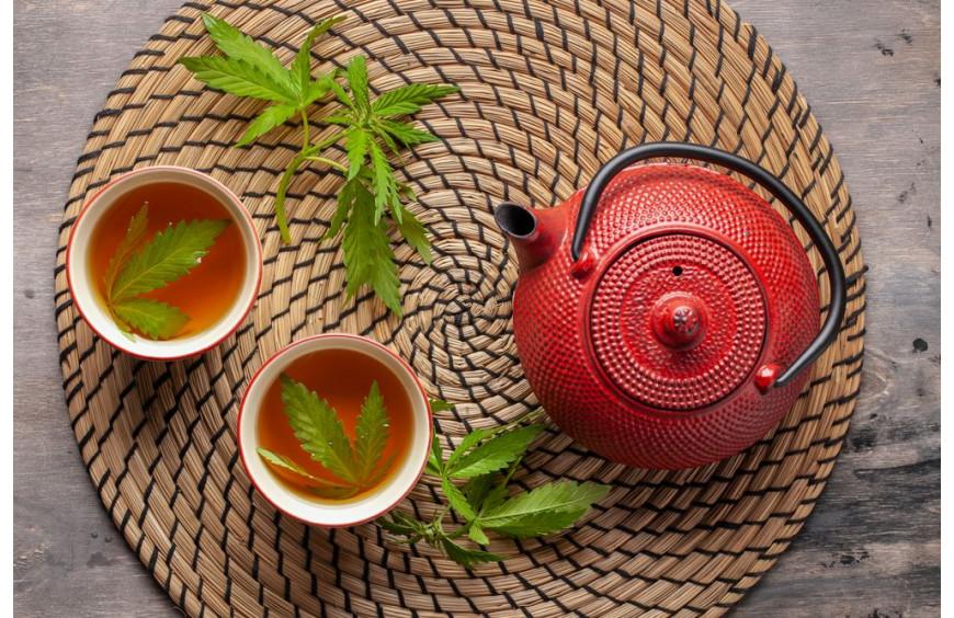 Tutoriel : comment faire du thé au CBD ?