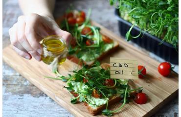 Comment cuisiner avec l'huile de CBD ?